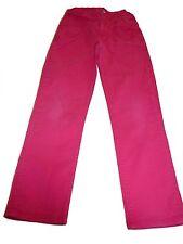 H & M geniale Jeans Hose Gr. 128 rosa mit Herztaschen !!