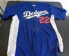 CLAYTON KERSHAW Los Angeles DODGERS Baseball SGA Replica Jersey XL Free Shipping