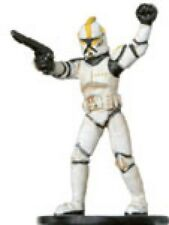 Clone Strike ~ CLONE TROOPER COMMANDER #8 Star Wars miniature