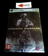 MODERN WARFARE 2 ED. BLINDADA Xbox 360 PAL-España Español NEW Precintado xbox360