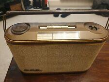 GEC BC561 1960 Vintage Portable Radio.