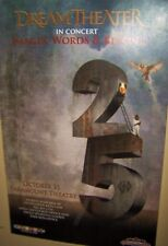 DREAM THEATER in Concert Show Poster Denver Co IMAGES WORDS & BEYOND Very COOL