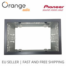 Pioneer Car Radio Mounting Frame Audio Stereo Double 2DIN Din Radio Cage Sleeve