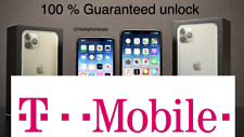T-MOBILE iPhone 11 PRO and 11 PRO MAX PRIORITY PERMANENT FACTORY UNLOCK Service