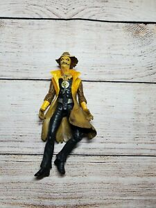 "DC Direct Blackest Night Series 8 Yellow Lantern Scarecrow 7"" Figure"