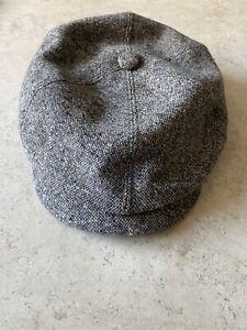 Stetson Wool/Cashmere Newsboy Cap - Size M
