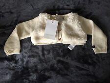 BABY GIRLS CATAMINI DESIGNER BRAND CARDIGAN AGED 3M (gc1)