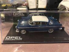 Sammlung! Opel Kapitän P1 Lim 1958-59 Opel Collection Modellauto 1/43 Box OVP