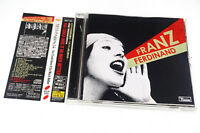 FRANZ FERDINAND YOU COULD HAVE IT SO MUCH BETTER EICP 555 JAPAN OBI CD A2292