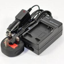 Mains&Car Battery Charger For EN-EL24 ENEL24 Nikon 1 One J5 J-5 Digital Camera