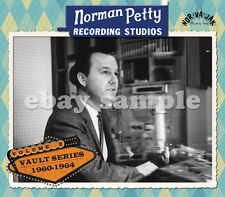 Norman Petty Studios - Vault Series Volume #2 (1960-1964) NEW CD rock & roll