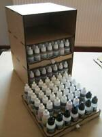 2 Drawer Paint Cabinet Vallejo /AP / GW