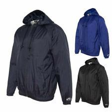 Rawlings Hooded Baseball Wind Jacket, FZ Wind Shirt, Hoody, Men's Sizes S-3XL