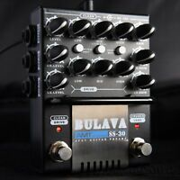 AMT Electronics SS-30 Bulava 3-Channel JFET Guitar Preamp (Customer Return)