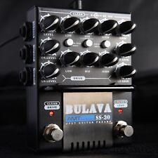 AMT Electronics SS-30 Bulava 3-Channel JFET Guitar Preamp (Customer Return)