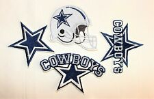 NFL Dallas Cowboys Embroidered  Iron-on Patches FREE SHIPPING -US