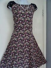 STUNNING LADIES  WAREHOUSE   SUMMER  TEA     DRESS SIZE 14 NEW