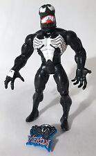 "Marvel Spider-Man Animated Series Venom 5"" Figure Removable Symbiotic Mask"