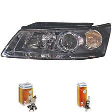Scheinwerfer rechts für Hyundai SONATA V NF 01.05- H7/H1 inkl. PHILIPS