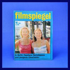 DDR ▶ Filmspiegel 16/1984 Blankenburg Bolek und Lolek