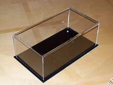 acrylic perspex display case  corgi/model car/collector