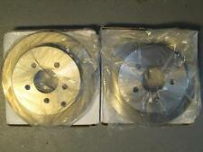 2001-2007 Aztek Rendezvous Venture Silhouette Rear Brake Rotors (2) 55078
