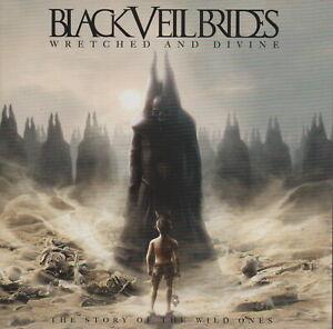BLACK VEIL BRIDES - Wretched and divine - CD album