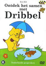 Dribbel : Ontdek het samen met Dribbel (3 DVD)