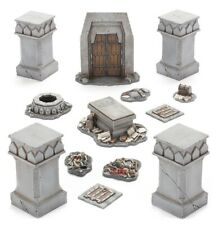 Mines Of Moria Balin's Tomb & Other Scenery Games Workshop Lord of the Rings