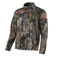 Nomad Men's Slaysman 1/4 Zip Camo Long Sleeve Shirt N1300040