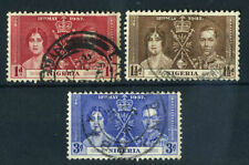 Pre-Decimal Used British Postages Stamps