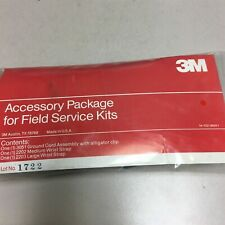 3M 8501 Portable Static Dissipative Field Service Protection Kit Esd No Mat Q6