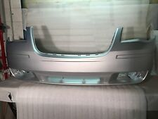 08 09 10 TOWN & COUNTRY FRONT BUMPER GENUINE OEM PAINTED SILVER 1BG23TZZAA