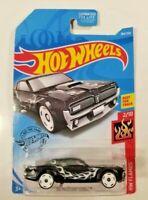 BLACK /'68 Mercury Cougar #164 2019 Hot Wheels Case Q