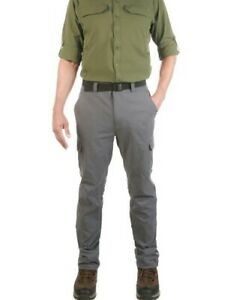 New 36x30 Fishing Wading Cargo Pants. Stretchable flex fit breathable water resi