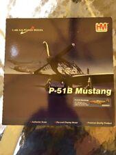 "HOBBY MASTER HA8501 P-51B Mustang VF-T ""Shangri La"", Captain Don Gentile, 336th"