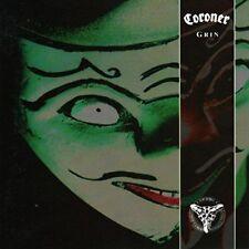 CORONER - GRIN  2 VINYL LP NEU