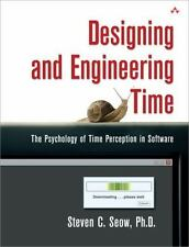 Designing and Engineering Time: The Psychology of Time Perception in Software (P