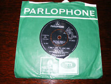 "Cilla  Black   I Only Live To Love You  / From Now On  Original 1967  7""  Vinyl"