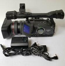 Canon Xha1 1080I Hdv Mini Dv Camcorder High Definition 1080i 20x zoom