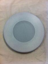 """Soundolier T710-8 8"""" White Ceiling Speaker Baffle"""
