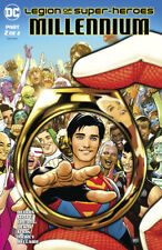 LEGION of SUPER-HEROES: MILLENNIUM #2 - RYAN SOOK MAIN COVER - DC COMICS/2019