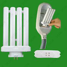 4x 27W GX10q-4 4 Pin FML 6400K High Vision Daylight White SAD Light Bulb Lamp