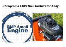 "Carburetor Carb Assy. For 22"" 160cc Husqvarna LC221RH Lawn Mower"
