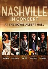 Nashville In Concert At The Royal Albert Hall DVD New 2018