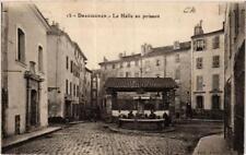 CPA Draguignan La Halle au poisson (614195)