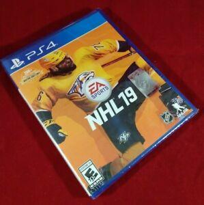 NHL 19 (EA Sports, PS4, 2019) NEW, Sealed