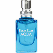 Perry Ellis Aqua by Perry Ellis EDT Spray .25 oz Mini Tester