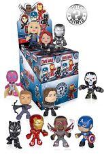 Funko Mystery Minis Captain America 3 CIVIL WAR Case 12 Vinyl Blind Box
