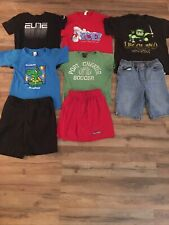 Boys Clothing Lot, 8 Items, Size 10, Under Armour, Kaiser, Place, Legoland